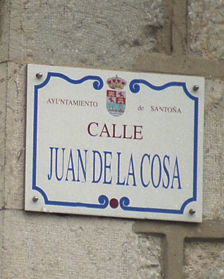 Juan de la Cosa1